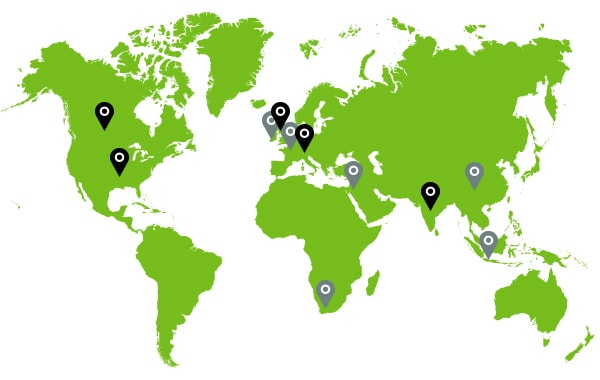 We Are Global | Vendor Control Service, Inc.